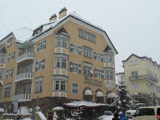 Classic Hotel am Stetteneck : Hotel