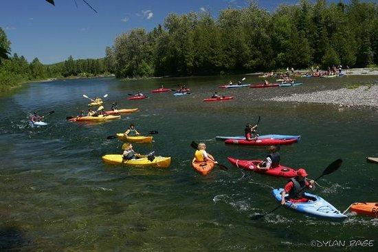 Cime Aventures: Descente de l'une des plus belles rivières canotables