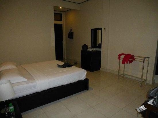 D'Kubu Legian Hotel: Clean sheets