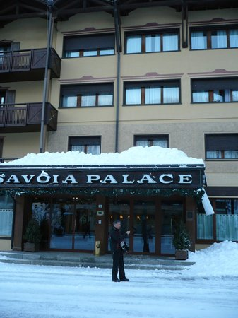 Savoia Palace Hotel : Hotel
