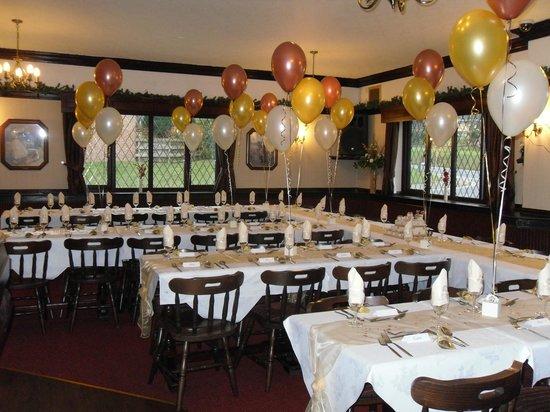 The Duchess Pub: Wedding