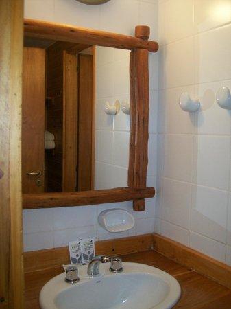 Hosteria Pichi Rincon: baño