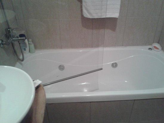 La Escampada : La bañera espectacular