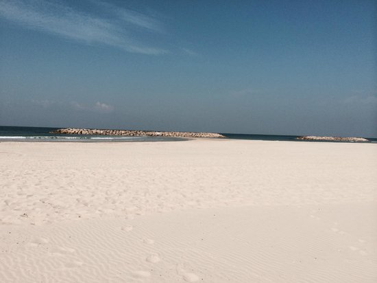 Dan Accadia Hotel Herzliya : Beach