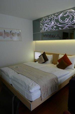 Hotel Krone Unterstrass : Fun, modern decor