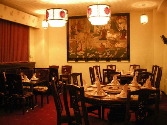 The Oriental Touch: Interior