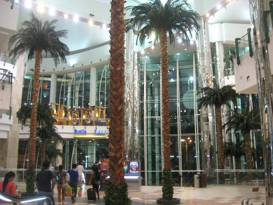 Sheraton Grand Doha Resort & Convention Hotel : Сити-центр