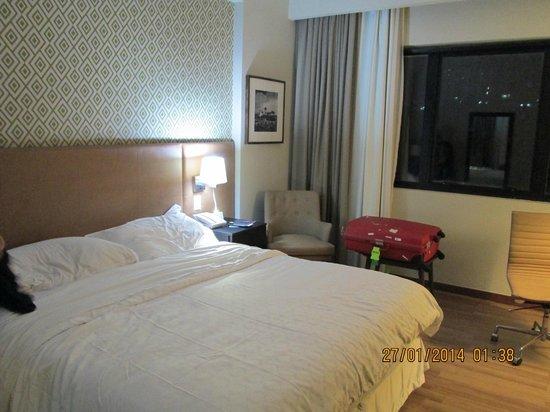 Wish Hotel da Bahia by GJP : la chambre 425 standard room