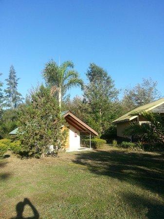 Meru View Lodge : Eine der Lodges