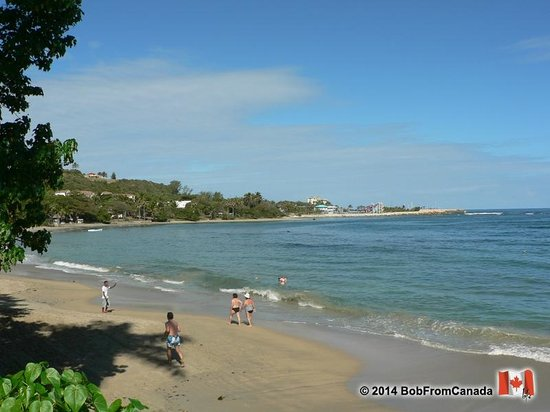 The Tropical at Lifestyle Holidays Vacation Resort : Beach (facing west)