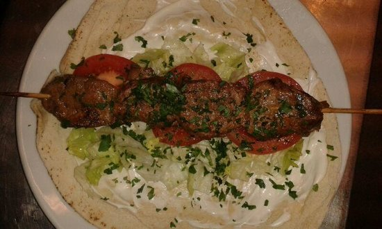 Xenophily Cafe: Pork Wrap
