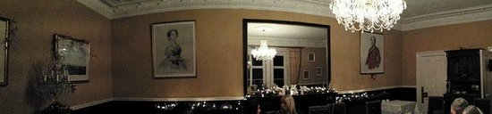 Albert Cottage Hotel : Private Dining Room
