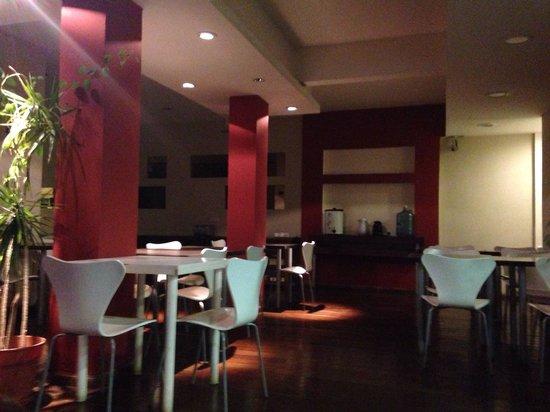 TangoInn Club Hotel : Comedor