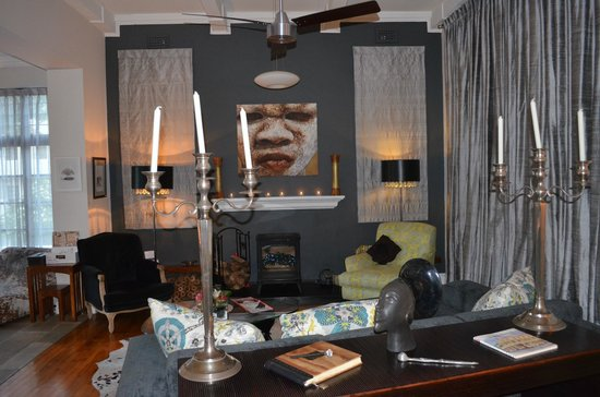 Derwent House Boutique Hotel: Common Room