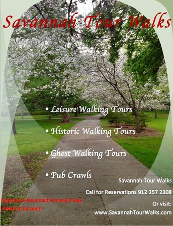 Savannah Tour Walks LLC