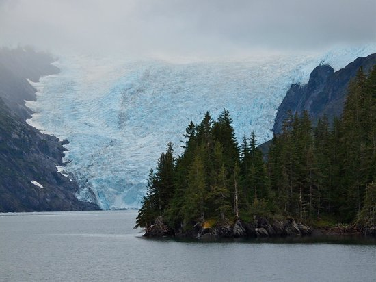 Whittier, AK: A photo from a Phillips Cruises trip to Blackstone Bay last September. Incredibly beautiful!