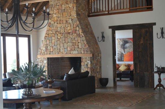 Tamodi Lodge: Common room