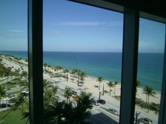 Sonesta Fort Lauderdale Beach : View from room