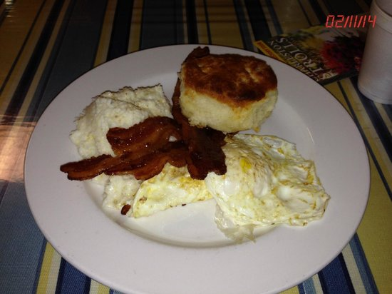 Dixie Supply Bakery & Cafe : Breakfast Special