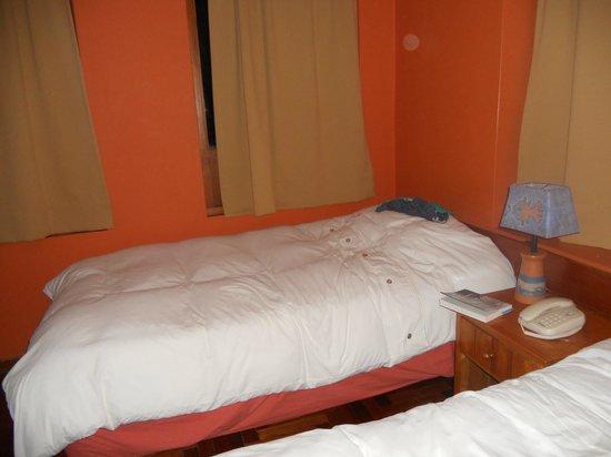 SAUCE Hostal: Habitaciones muy confortables