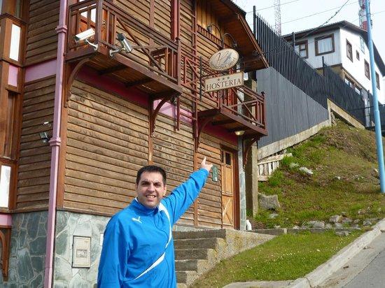Hosteria Patagonia Jarke: HOSTERIA