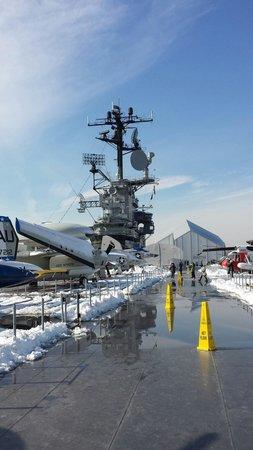 Intrepid Sea, Air & Space Museum: SS Intrepid