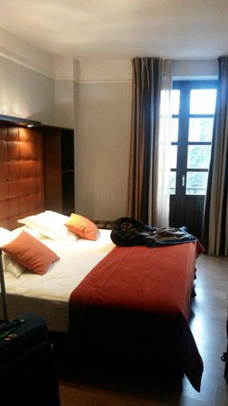 Hotel La Casa de la Trinidad: Camera