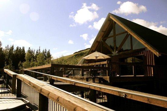 Mt Lyford Lodge: Fresh Air