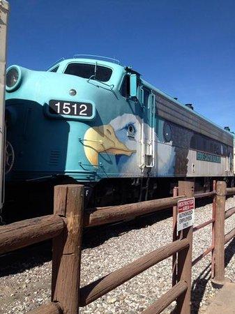 Verde Canyon Railroad: Eagle Watch
