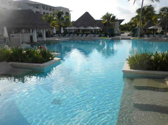 main pool picture of paradisus playa del carmen la perla playa rh tripadvisor com