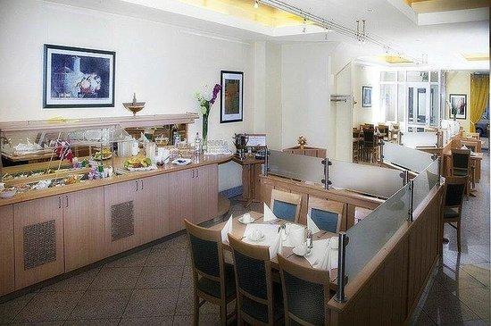 Nordic Hotel Frankfurt Offenbach: Refeitório