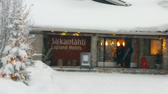Lapland Hotel Sirkantahti: notre hotel