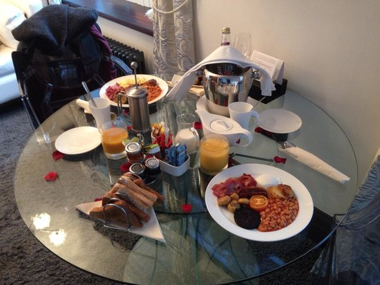 Windermere Suites: The perfect breakfast