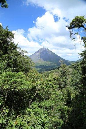 Nayara Springs : Arenal Volcano nearby