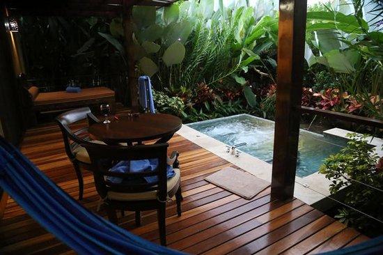 Nayara Springs : Our Private Hot Springs Pool