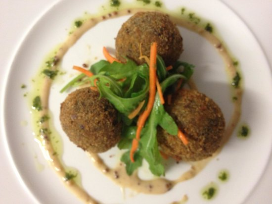 Cafe Royal: Haggis Bon Bons