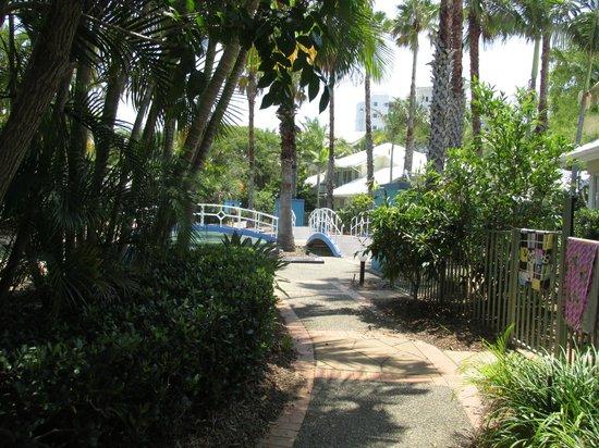 BreakFree Diamond Beach: Grounds