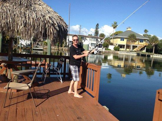 Bay Palms Waterfront Resort - Hotel and Marina: Bay Palms Deck