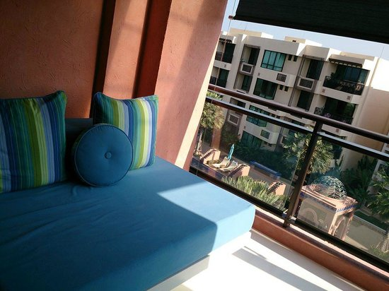 Marrakesh Hua Hin Resort & Spa: Balcony