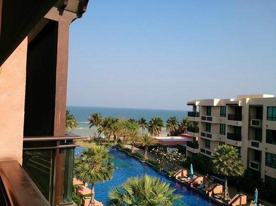 Marrakesh Hua Hin Resort & Spa: SeaView