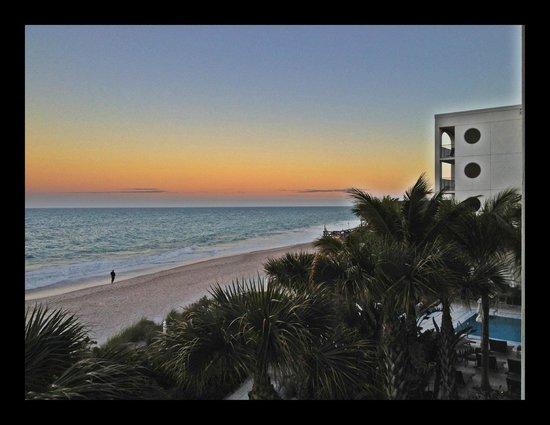 Costa d'Este Beach Resort & Spa: View from 3rd floor