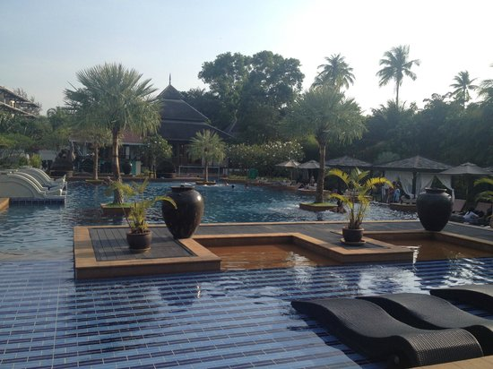 Marriott's Mai Khao Beach - Phuket: Pool Area