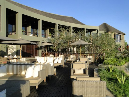 Four Seasons Safari Lodge Serengeti: View of the lodge