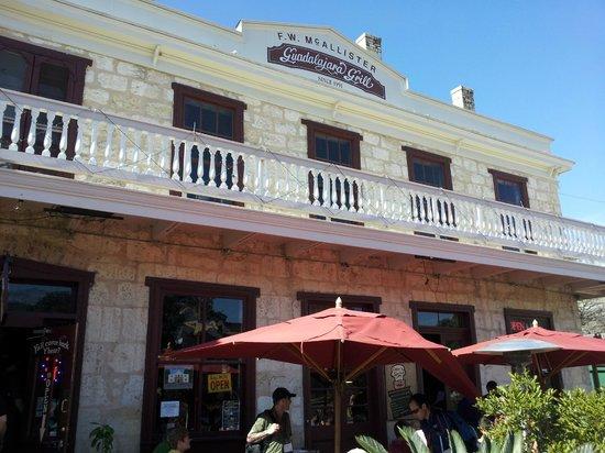 Exterior Picture Of Guadalajara Grill San Antonio