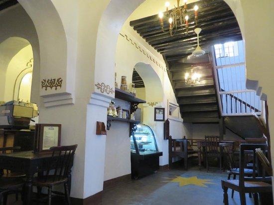 Coffee shop & lunch place in Zanzibar Coffee House