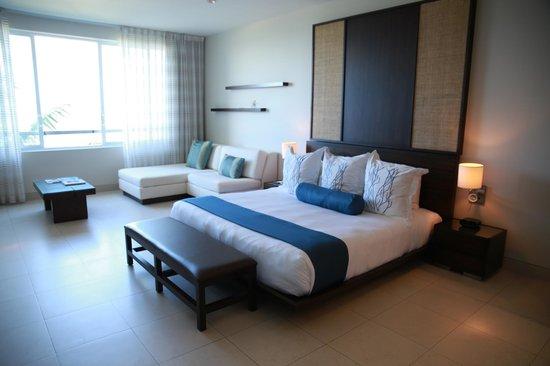 Gansevoort Turks + Caicos: Spa room - ocean view