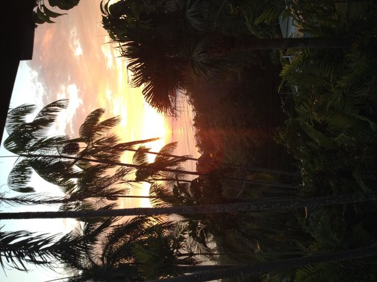 Hotel Costa Verde: Sunset