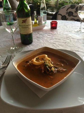 Restaurante Montsemar : ribnii sup