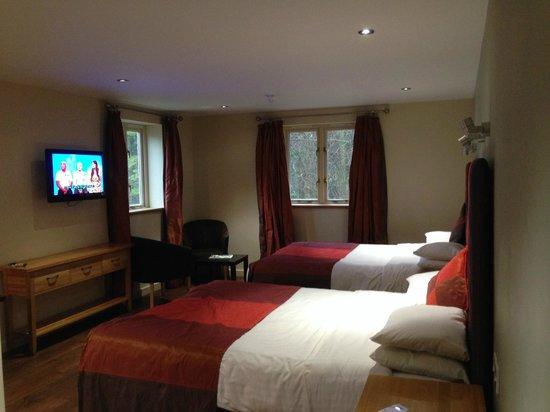 Great Hallingbury Manor: Superior room