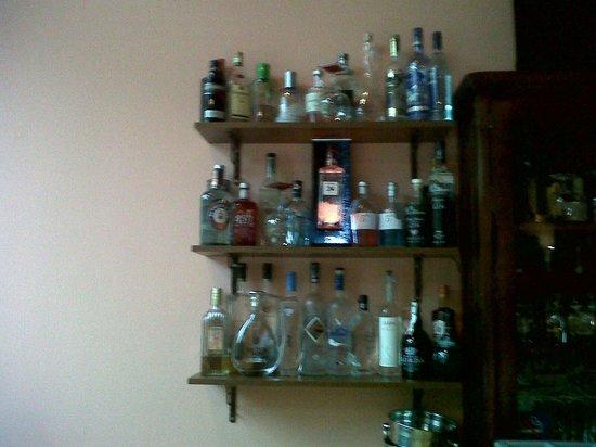 Restaurant Borda Eulari  Anyos: Rincon gin tonic